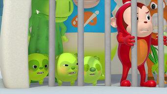 Cocomong: Cocomong 3: Candy-pow Returns to Virus Kingdom
